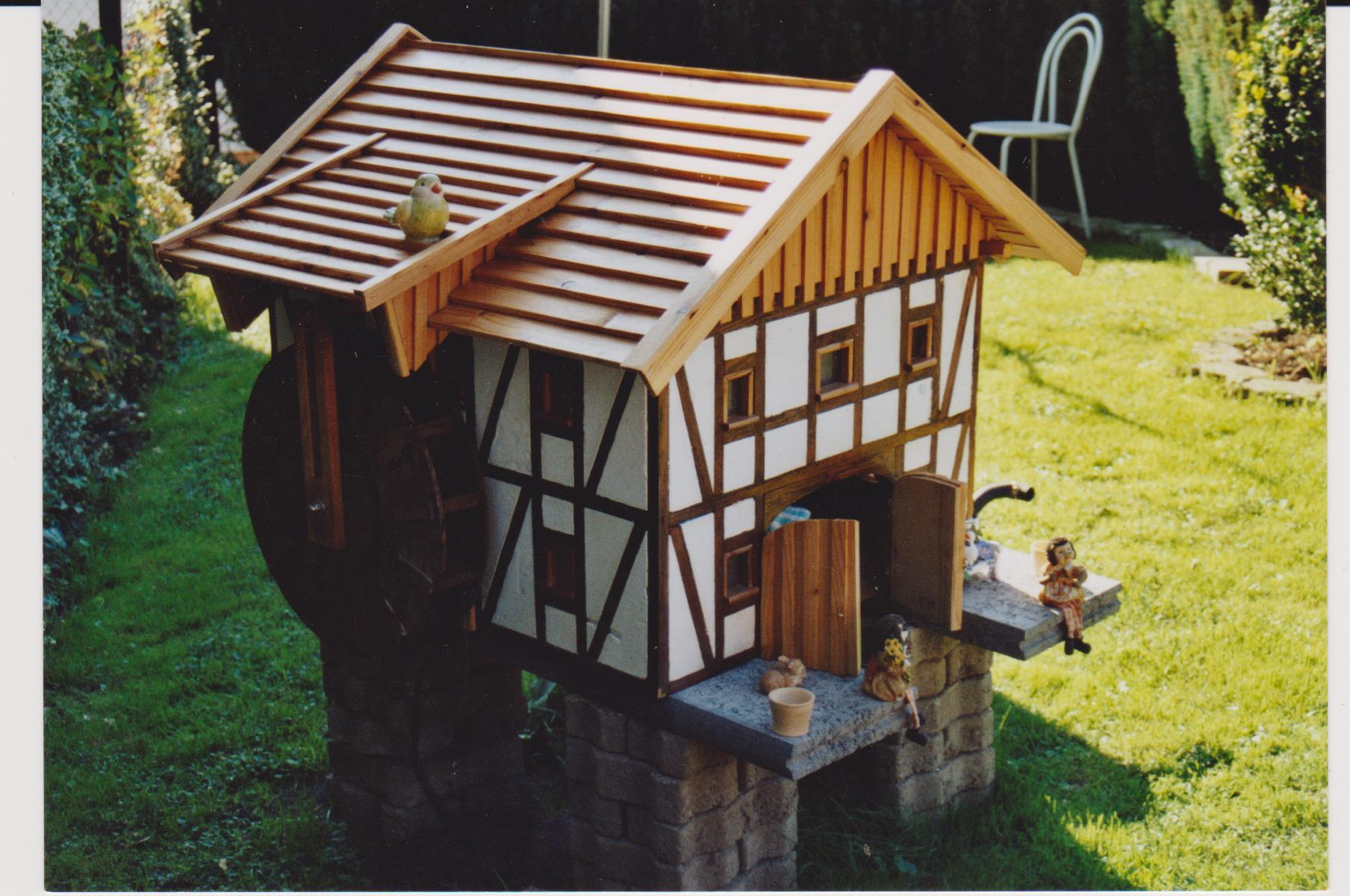 Schön Gartendeko Aus Altem Holz Schema